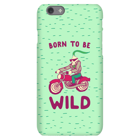 Born to be Wild Onion Phone Case