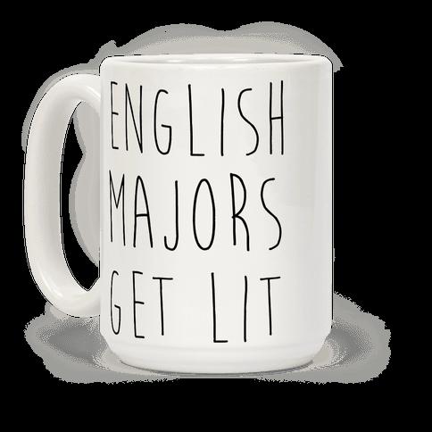 English Majors Get Lit