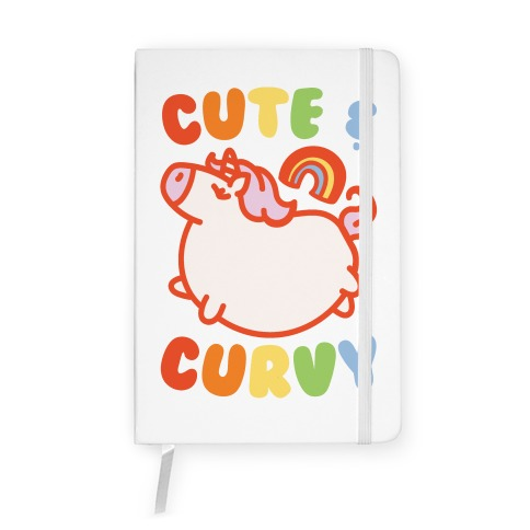 Cute & Curvy Notebook