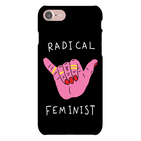 Radical Feminist Phone Case