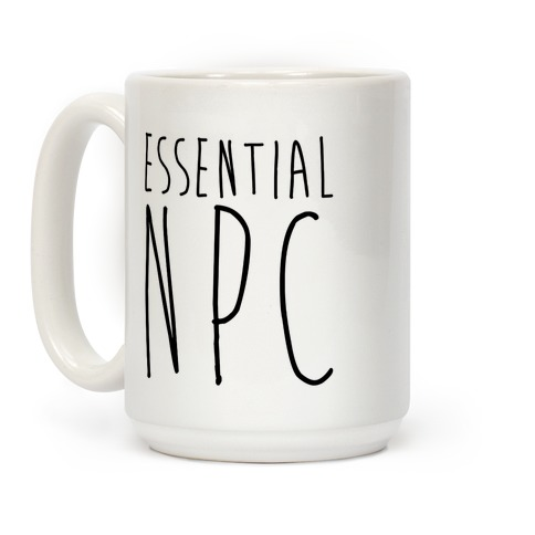 Essential NPC Coffee Mug