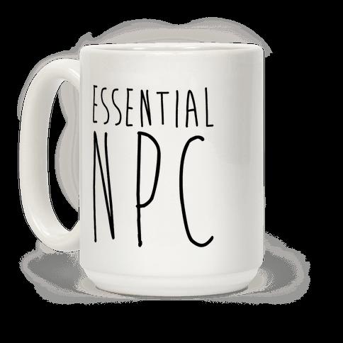 Essential NPC Coffee Mug