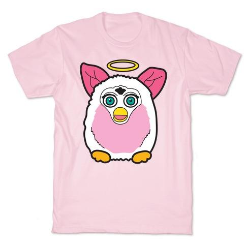 Angel Furby T-Shirt
