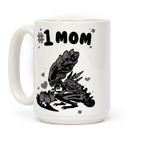 Alien Queen #1 Mom Coffee Mug