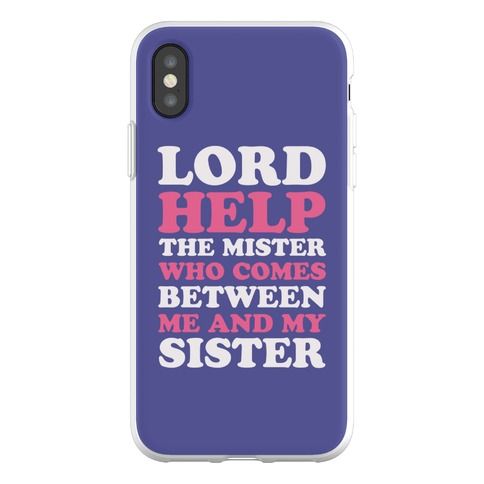 Lord Help The Mister Phone Flexi-Case