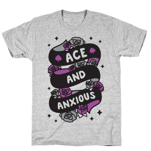 Ace And Anxious T-Shirt