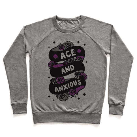 Ace And Anxious Pullover
