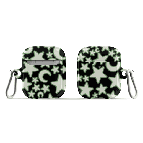 Ceiling Stars Pattern AirPod Case