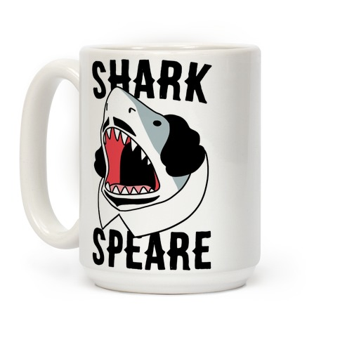 William Shark-speare Coffee Mug