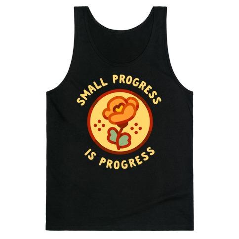 Small Progress is Progress Tank Top