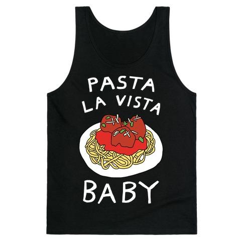 Pasta La Vista Baby Tank Top