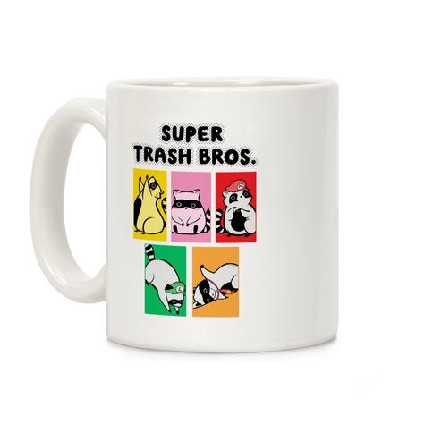 Super Trash Bros. Coffee Mug