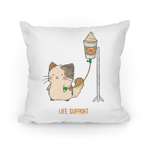 Life Support Pillow