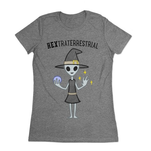 HEXtraterrestrial Womens T-Shirt