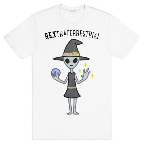 HEXtraterrestrial T-Shirt