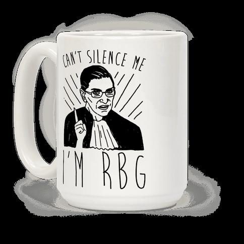 Can't Silence Me I'm RBG