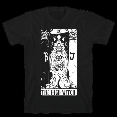 The High Witch Tarot Mens/Unisex T-Shirt