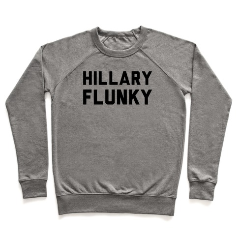 Hillary Flunky Pullover