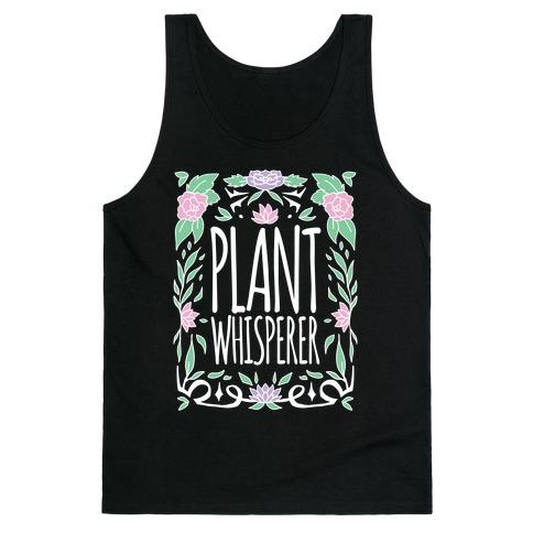Plant Whisperer Tank Top
