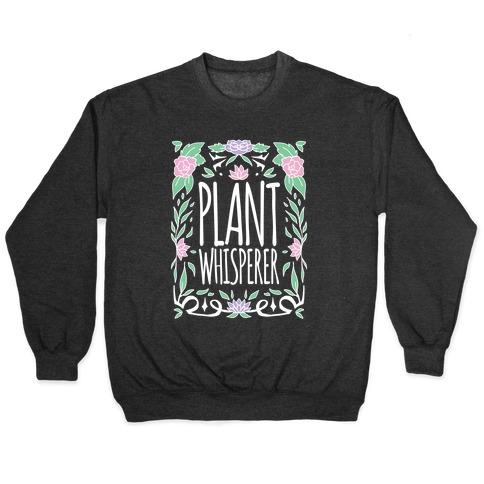 Plant Whisperer Pullover