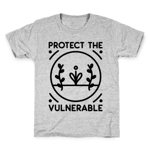 Protect The Vulnerable Kids T-Shirt