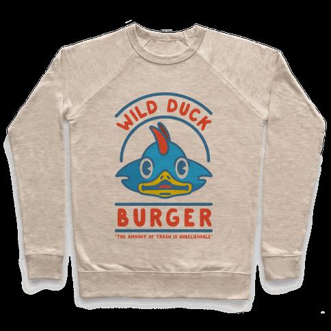 Wild Duck Burger Pullover