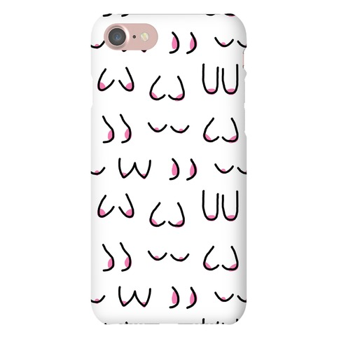 Doodle Boobs Phone Case