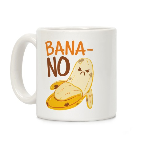 BanaNO Coffee Mug
