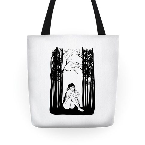 Forest Nymph Tote