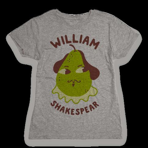 William ShakesPear Womens T-Shirt