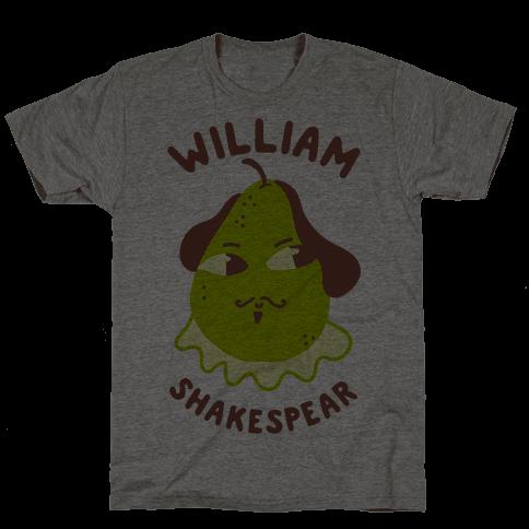 William ShakesPear Mens T-Shirt