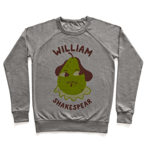 William ShakesPear Pullover