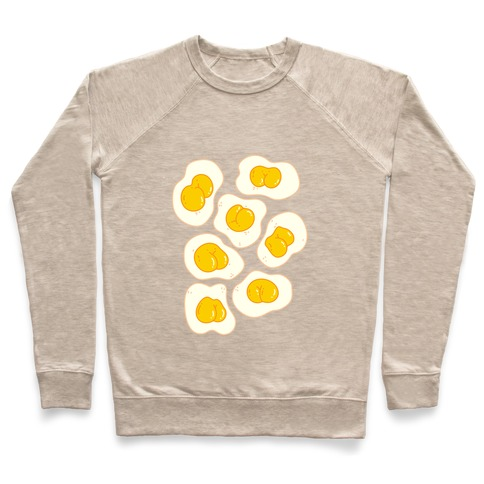 Egg Butts Pullover