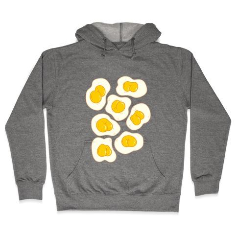 Egg Butts Hooded Sweatshirt