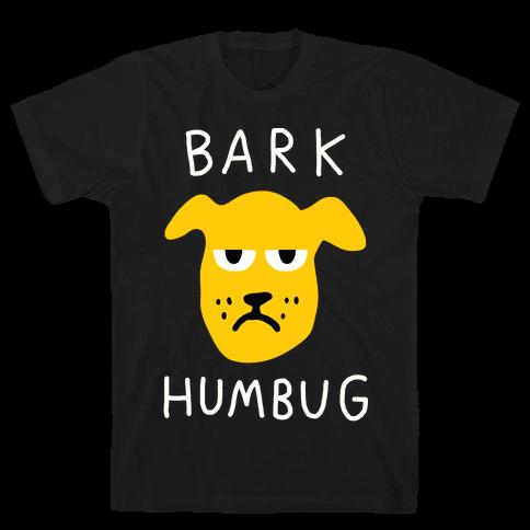Bark Humbug Mens T-Shirt