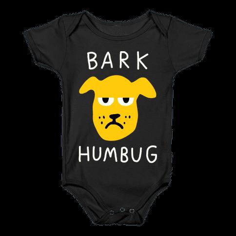 Bark Humbug Baby Onesy