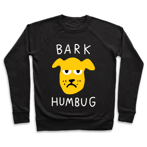 Bark Humbug Pullover