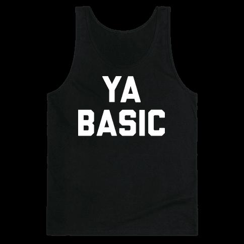 YA BASIC Tank Top