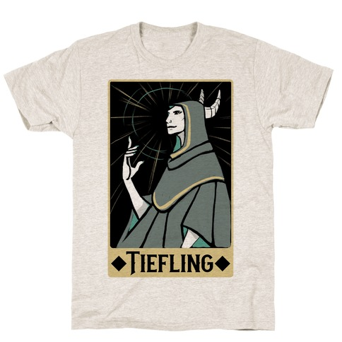 Tiefling - Dungeons and Dragons T-Shirt