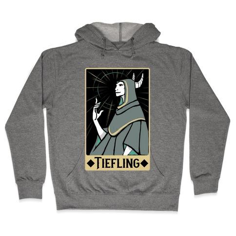 Tiefling - Dungeons and Dragons Hooded Sweatshirt