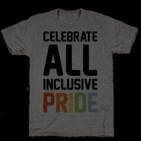 Celebrate All Inclusive Pride