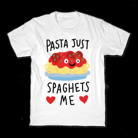 pasta puns t shirts lookhuman
