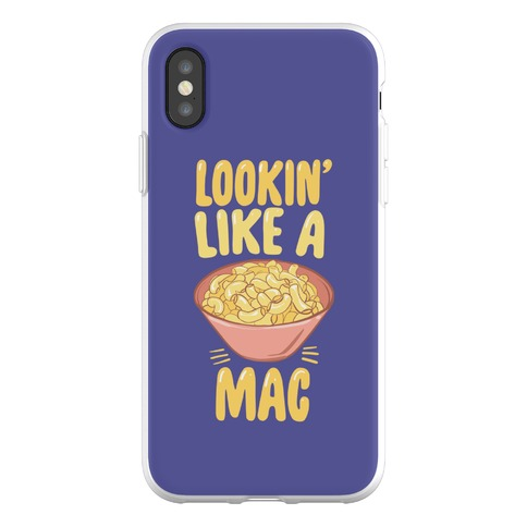 Lookin' Like a Mac Phone Flexi-Case