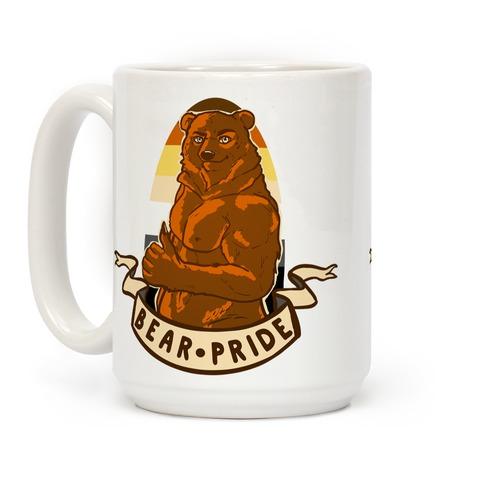 Bear Pride Coffee Mug