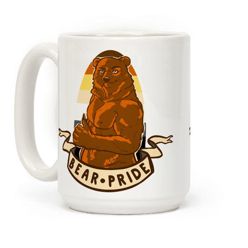 Bear Pride Coffee Mug