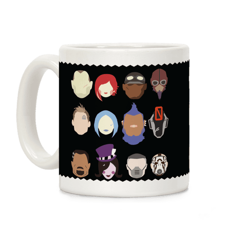 Pandora Citizens Coffee Mug