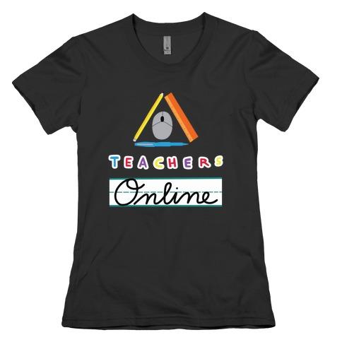 TOL: Teachers Online Womens T-Shirt