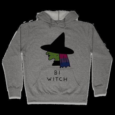 Bi Witch Hooded Sweatshirt