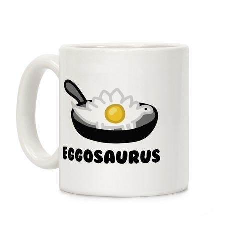 Eggosaurus Coffee Mug