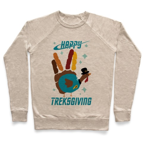 Happy Treksgiving Pullover